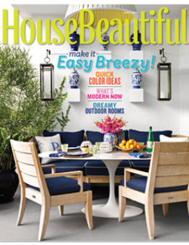 House Beautiful June 2014